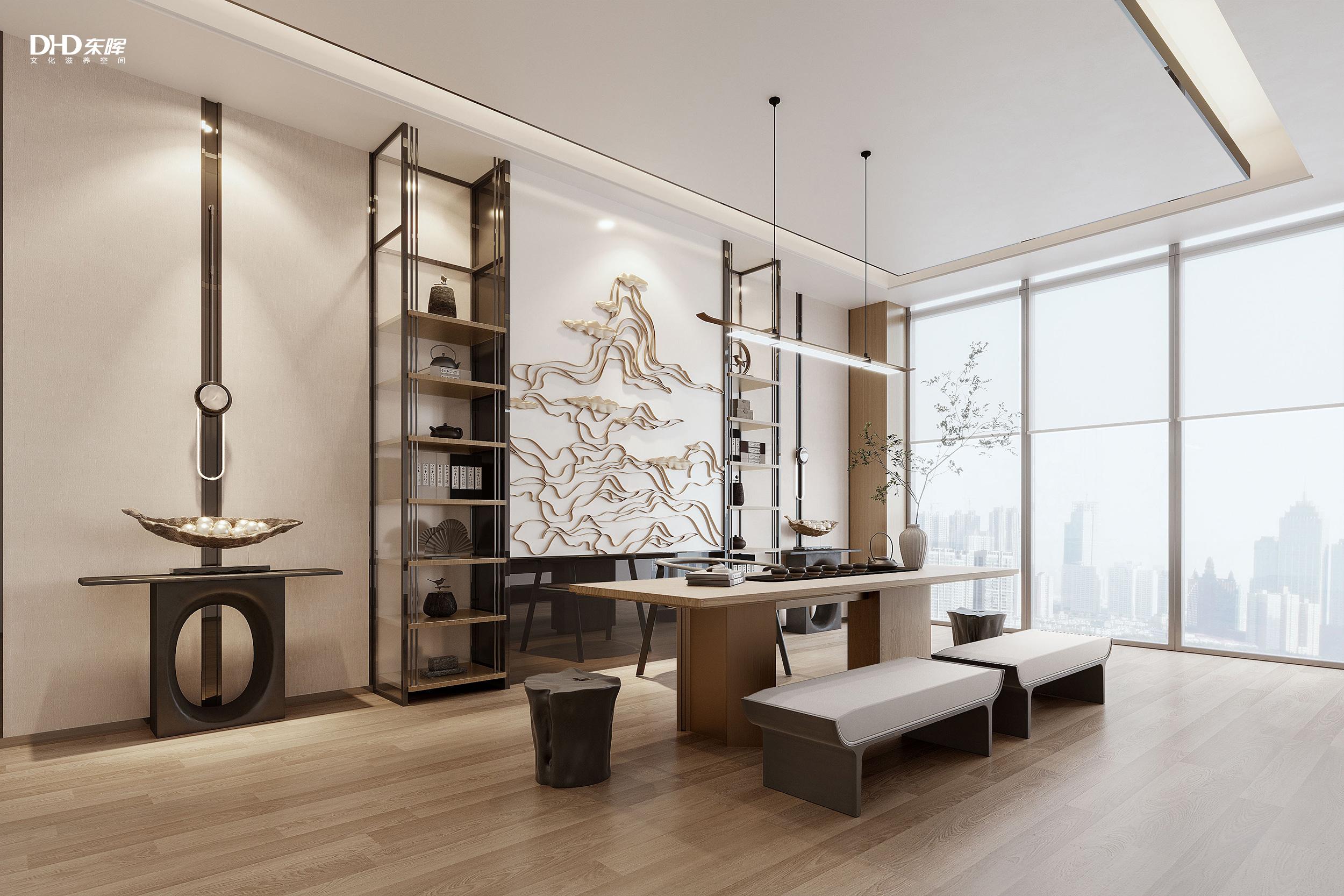 售楼中心设计案例,售楼处设计案例,售楼部设计公司案例