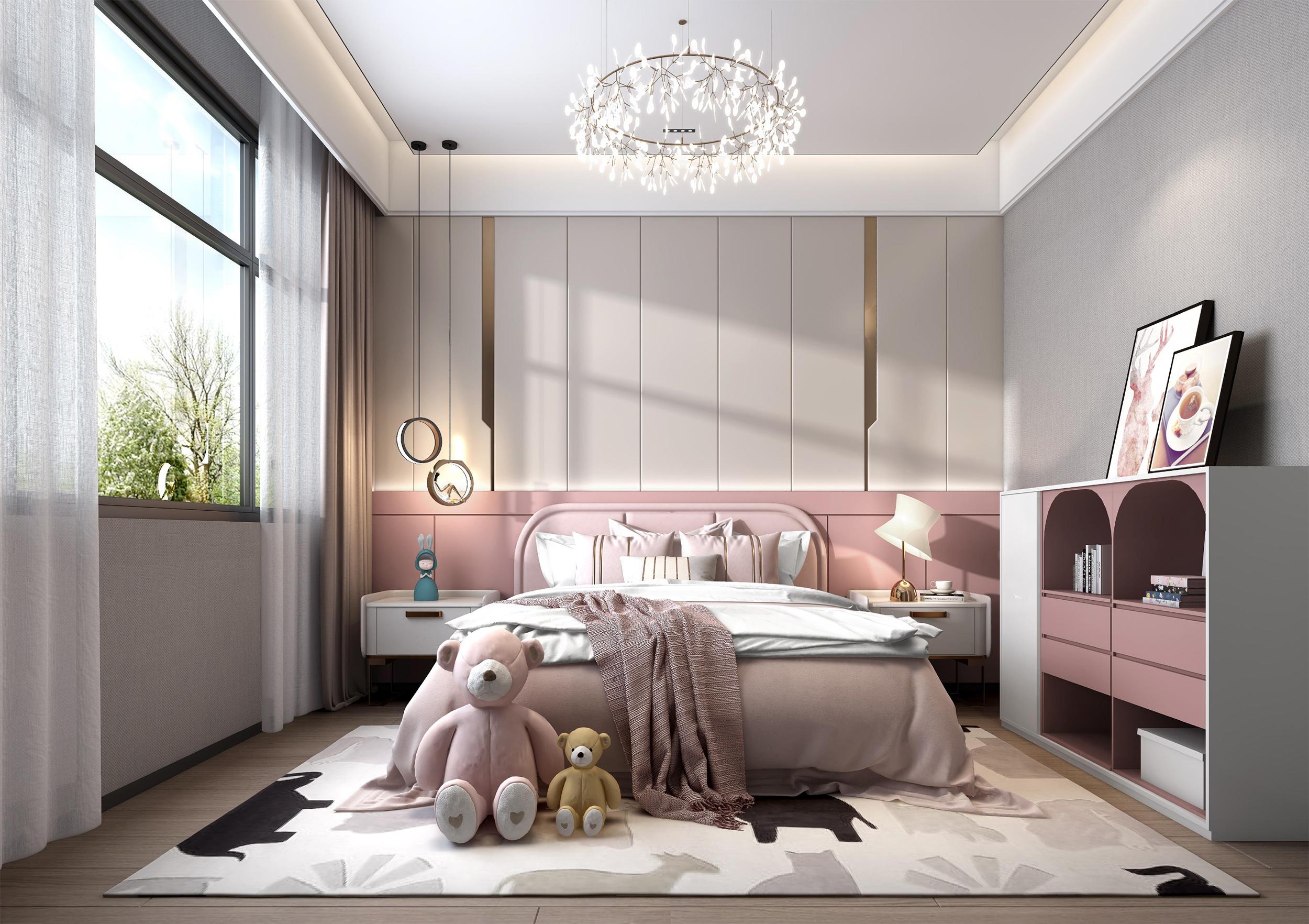 别墅样板房设计,样板房设计工程,样板房软装设计