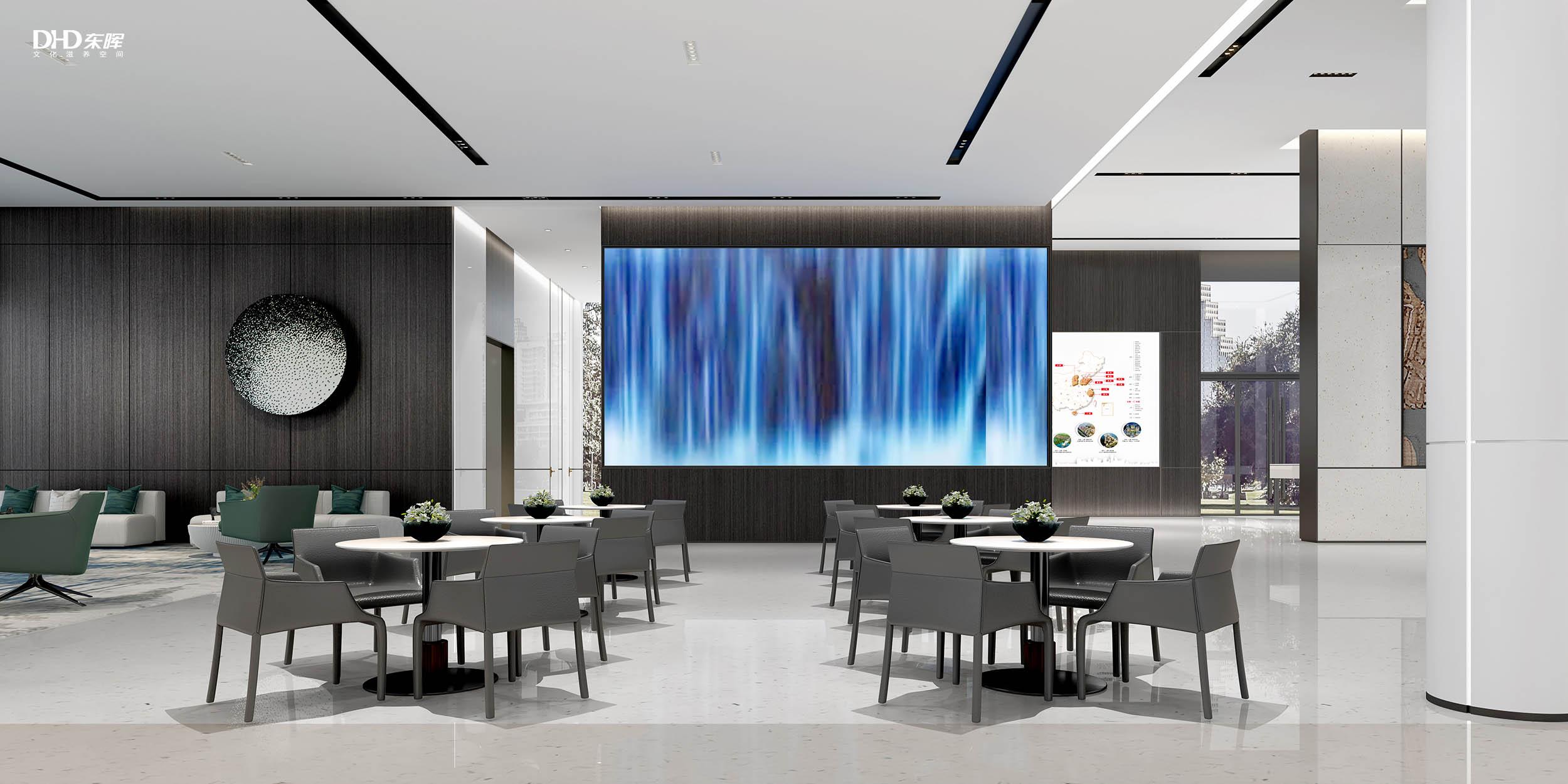 售楼中心设计实景图案例,售楼中心设计实景图,售楼中心设计案例