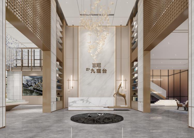 售楼部设计,售楼部设计,售楼部装修设计